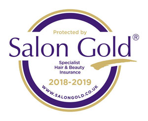 Protected by Salon Gold Insurance